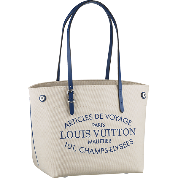 Louis Vuitton -Summer Cabas PM Saphir