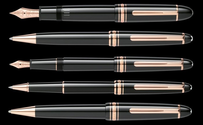 Montblanc Meisterstück Limited Edition Collection 2