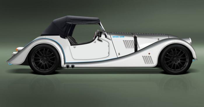 Morgan Plus 8 Speedster 1
