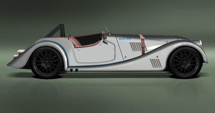 Morgan Plus 8 Speedster 2