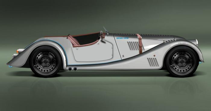 Morgan Plus 8 Speedster 3