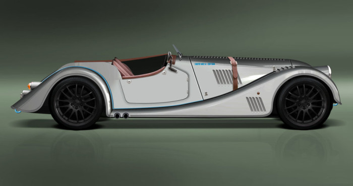 Morgan Plus 8 Speedster 4