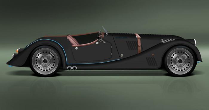 Morgan Plus 8 Speedster 5