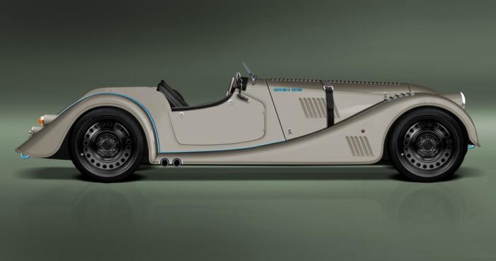 Morgan Plus 8 Speedster 6