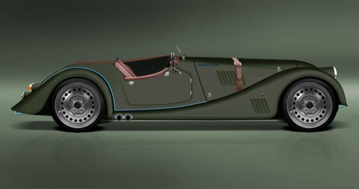 Morgan Plus 8 Speedster 7
