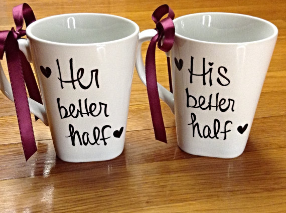 Mugs His and Hers 2
