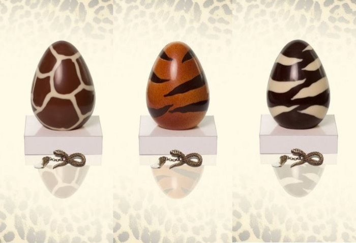 Roberto Cavalli Easter Chocolate Eggs 1