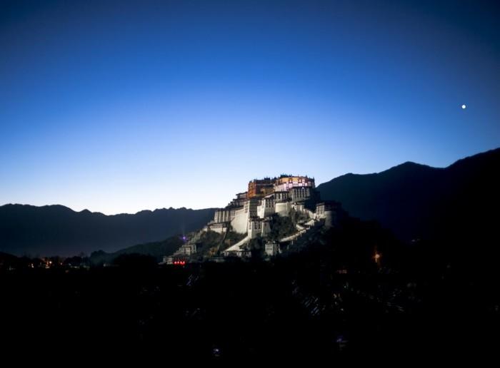 Shangri-La Hotel Lhasa 1