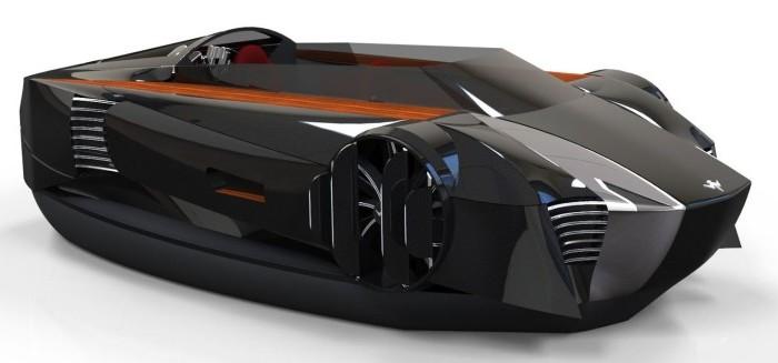 Supercraft Hovercraft - 10