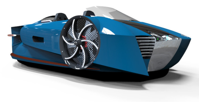 Supercraft Hovercraft - 3