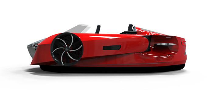 Supercraft Hovercraft - 7