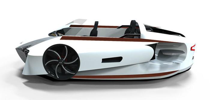 Supercraft Hovercraft - 8