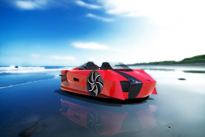 Supercraft Hovercraft - 9