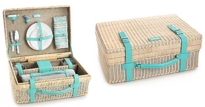 Tiffany Picnic Basket