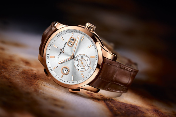 Ulysse Nardin Dual Time Manufacture 4