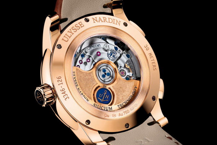 Ulysse Nardin Dual Time Manufacture 5