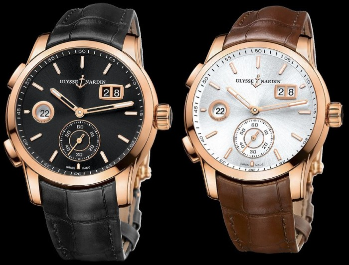 Ulysse Nardin Dual Time Manufacture 6