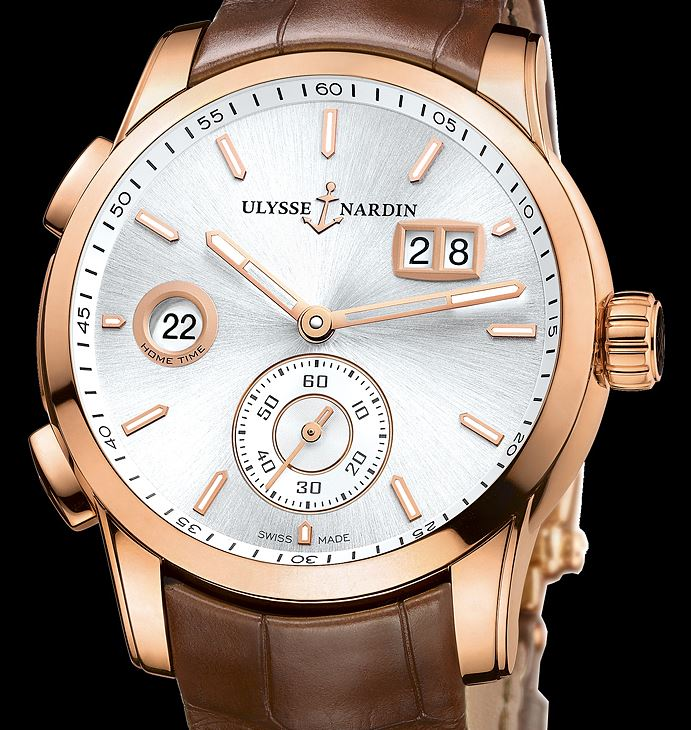 Ulysse Nardin Dual Time Manufacture 7
