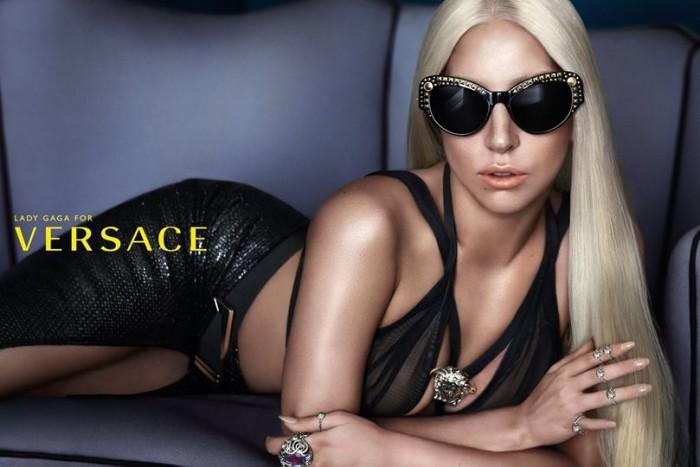Versace #StudsLadies Eyewear 1