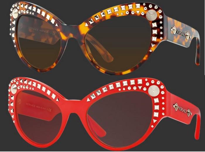 Versace #StudsLadies Eyewear 3