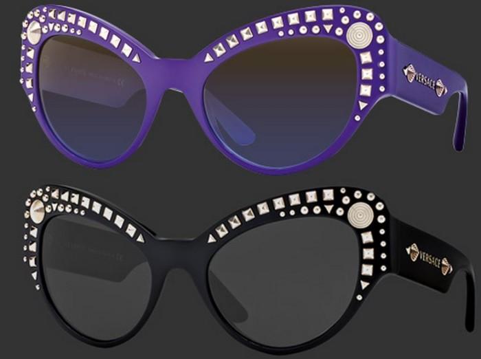 Versace #StudsLadies Eyewear 4