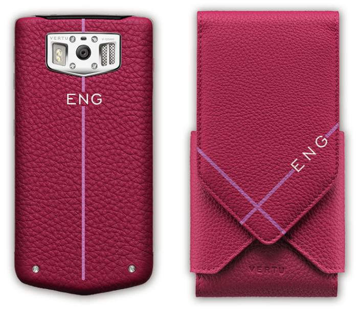 Vertu - Monogram Customization 3