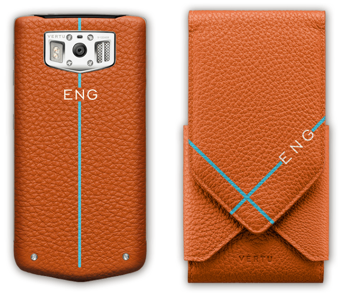 Vertu - Monogram Customization 5