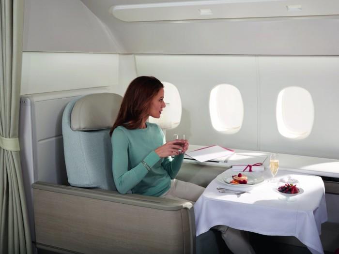 Air France La Premiere' Suites 1