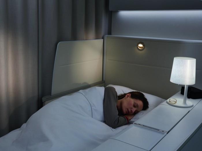 Air France La Premiere' Suites 3