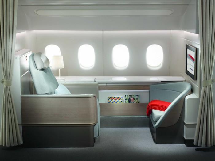 Air France La Premiere' Suites 6