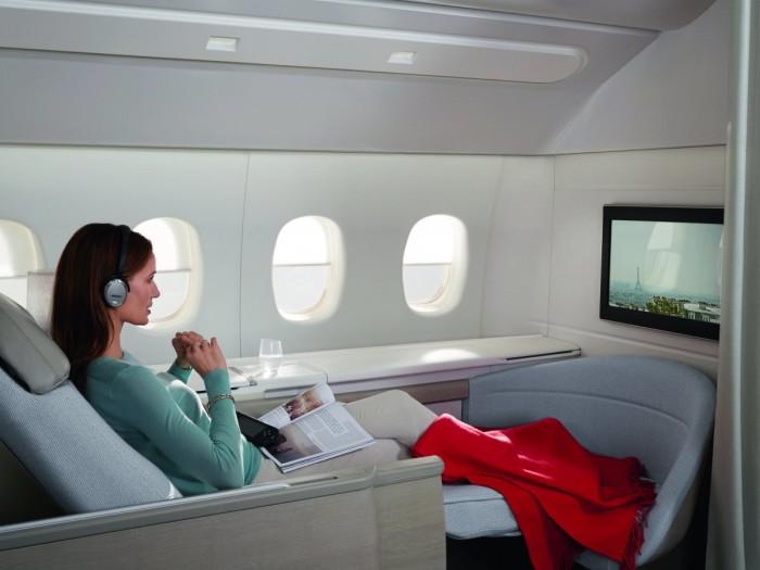 Air France La Premiere' Suites 7