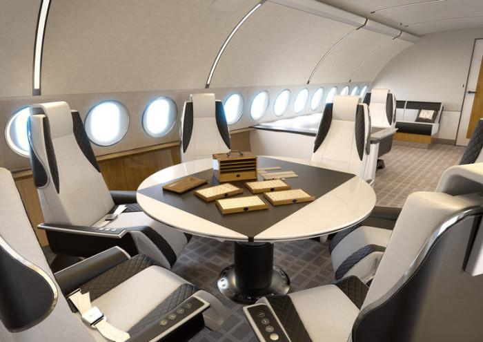 Airbus ACJ319 Elegance 2