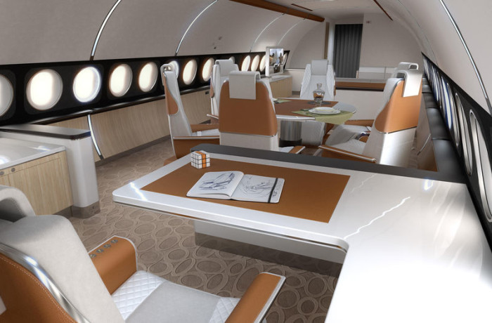Airbus ACJ319 Elegance 3