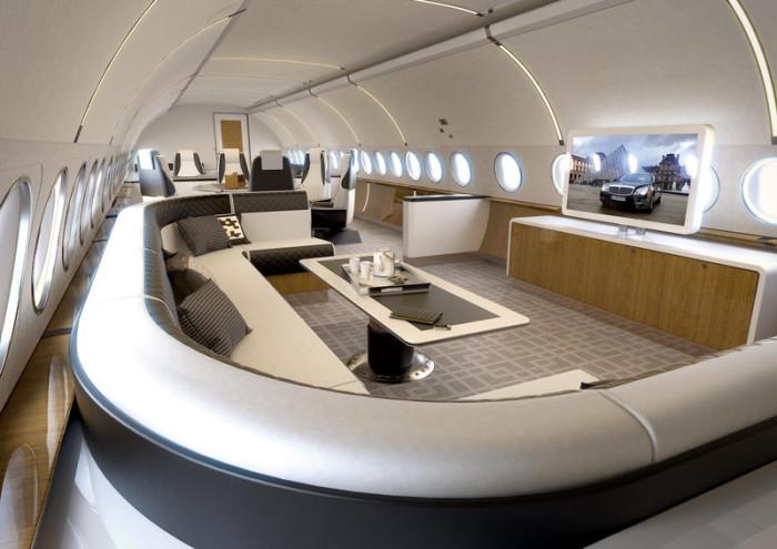 Airbus ACJ319 Elegance 5