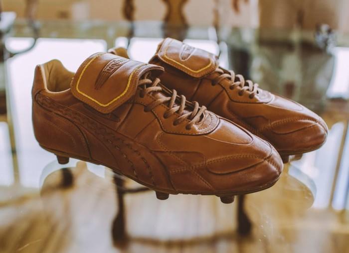 Alexander McQueen Puma King Boot - Leather