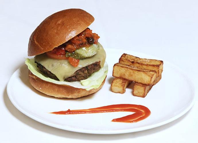 BA Flying Burger 1