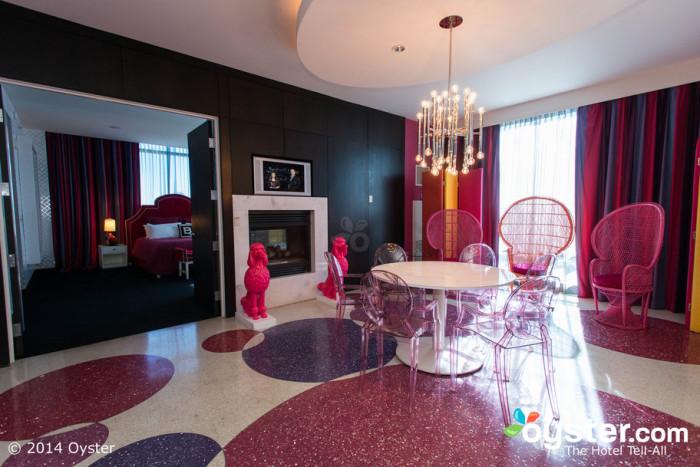 Barbie Themed Suite - Palm Casino 7