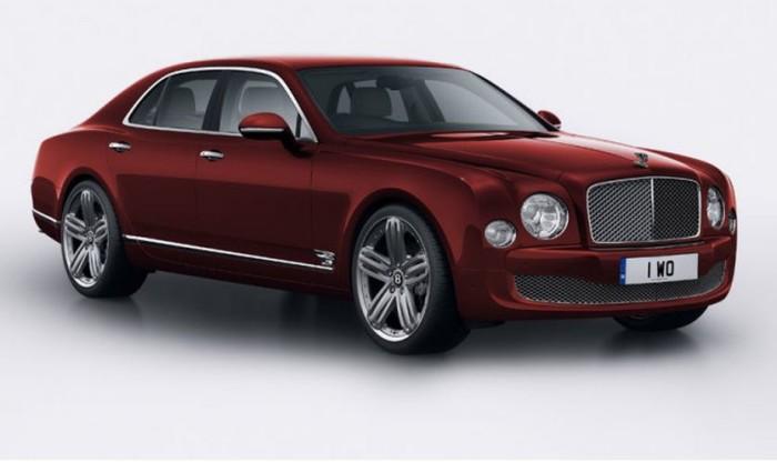 Bentley Mulsanne 95 - 1