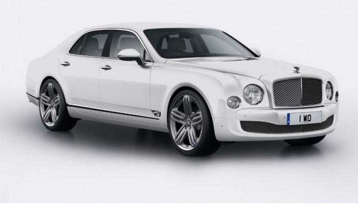 Bentley Mulsanne 95 - 2