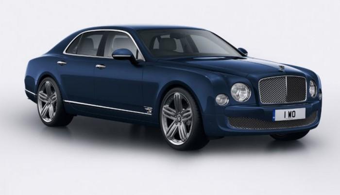 Bentley Mulsanne 95 - 3