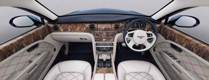 Bentley Mulsanne 95 - 4