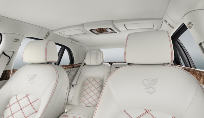 Bentley Mulsanne 95 - 6
