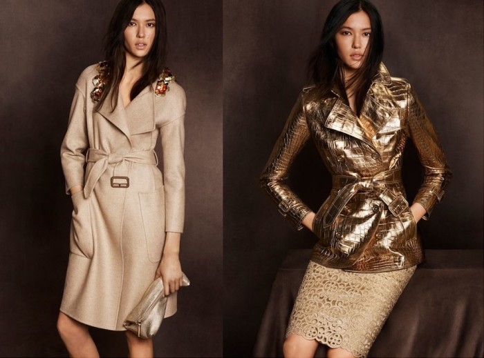 Burberry - Kerry Center Line Capsule Collection 1