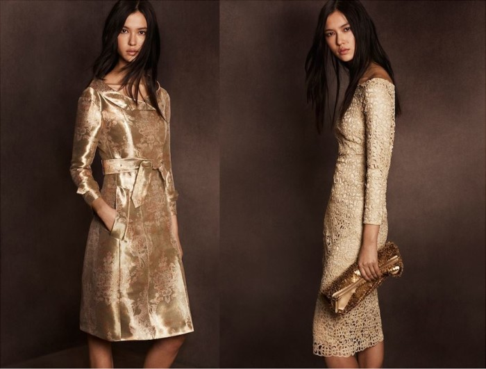 Burberry - Kerry Center Line Capsule Collection 2