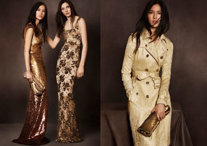 Burberry - Kerry Center Line Capsule Collection 3
