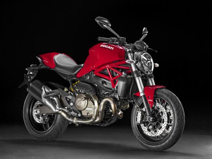 Ducati Monster 821 - 1