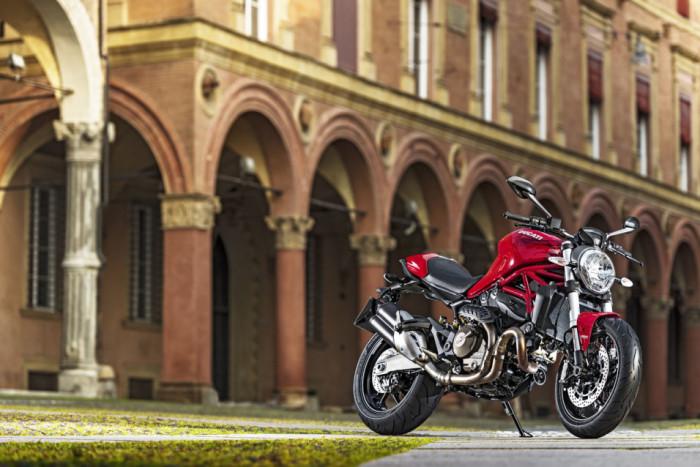 Ducati Monster 821 - 2
