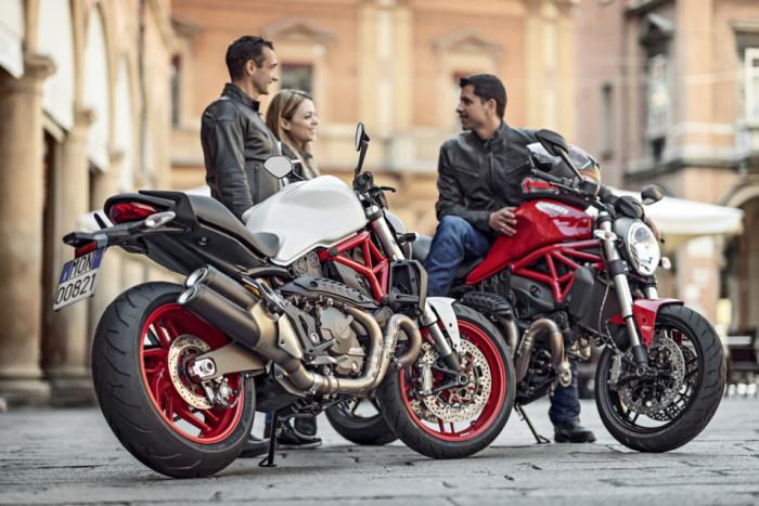 Ducati Monster 821 - 3