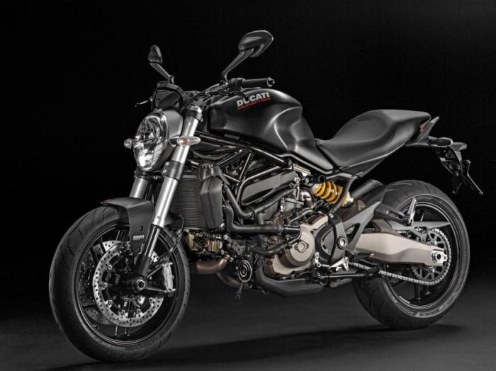 Ducati Monster 821 - 6
