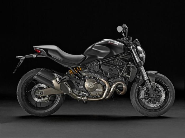 Ducati Monster 821 - 7